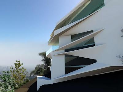 fachadas de casas bonitas. FACHADA DE CASA MINIMALISTA