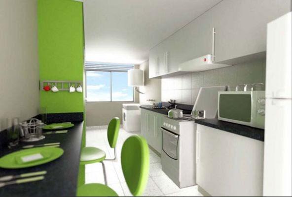 Como dise ar una cocina tips para el dise o de cocinas for Cocinas modernas para apartamentos pequenos