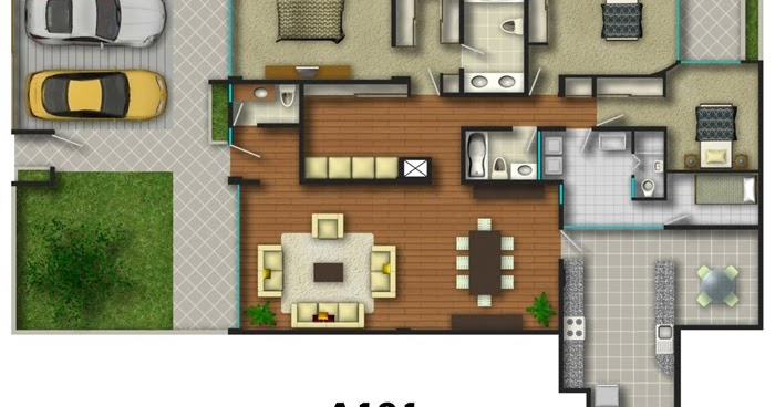 Planos de casas gratis y departamentos en venta planos de - Cambios de casas por pisos ...