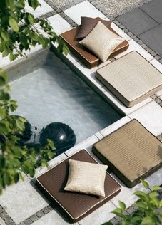 muebles para terrazas y jardines