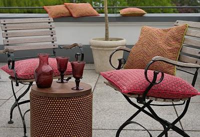 Muebles para terrazas y jardines terrazas y jardines - Muebles para terraza pequena ...