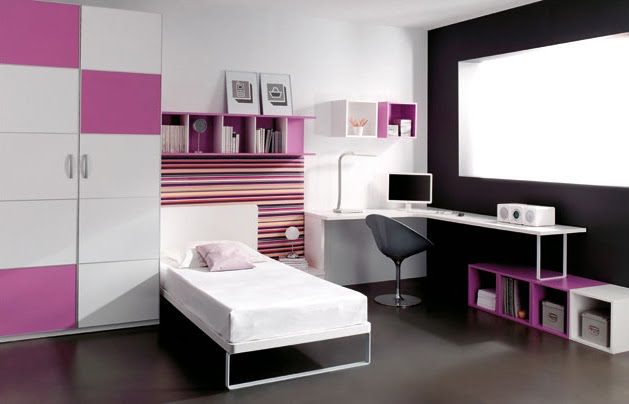 Muebles para dormitorios juveniles infantiles dormitorios fotos de dormitorios im genes de habi - Muebles modernos para habitaciones ...