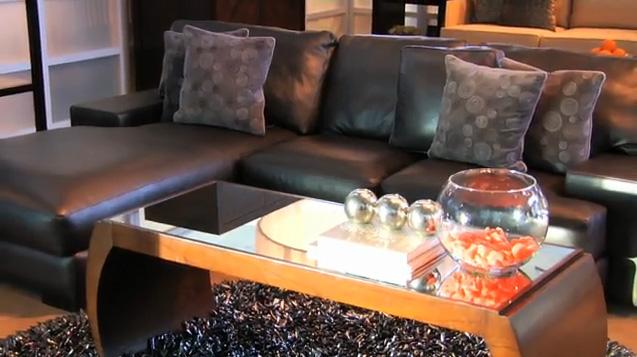 10 ideas de decoración para salas en gris Inspira Hogar - imagenes muebles para sala