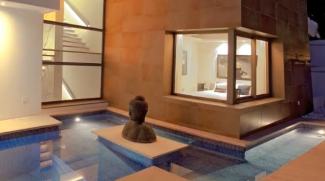 Casa estilo zen en marbella fachadas de casas y casas for Casas modernas estilo zen