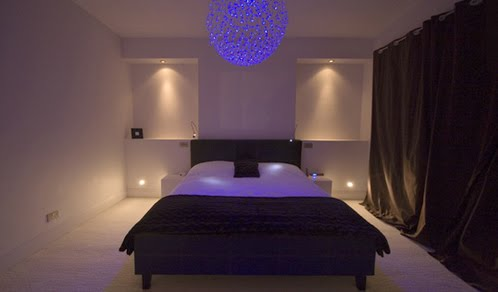 ILUMINACION DE DORMITORIOS - BEDROOM LIGHTING TIPS : DORMITORIOS