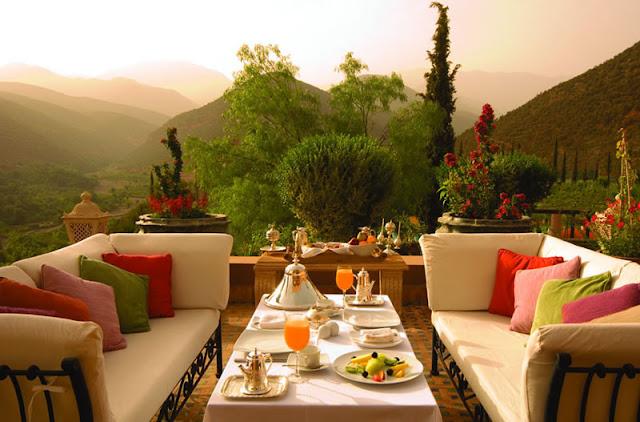 Terraza marroqui terrazas y jardines fotos de jardines - Decoracion marruecos ...