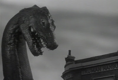Paleosaurus, Behemoth the Sea Monster/The Giant Behemoth (1959