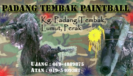 Padang Tembak Paintball