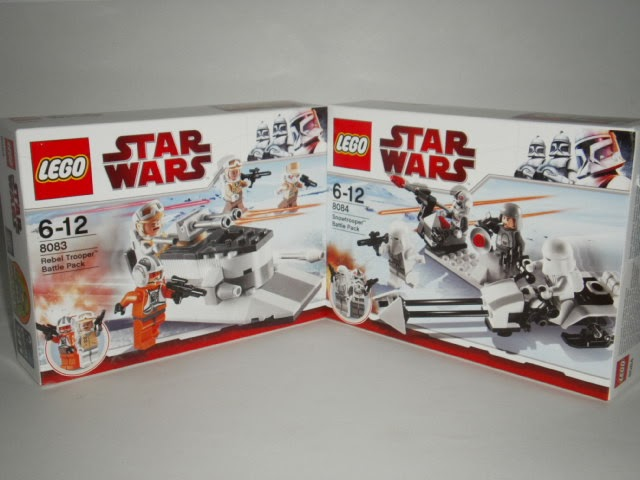Toy A Day 199 Of 365 Lego 8083 Star Wars Rebel Trooper Battle Pack