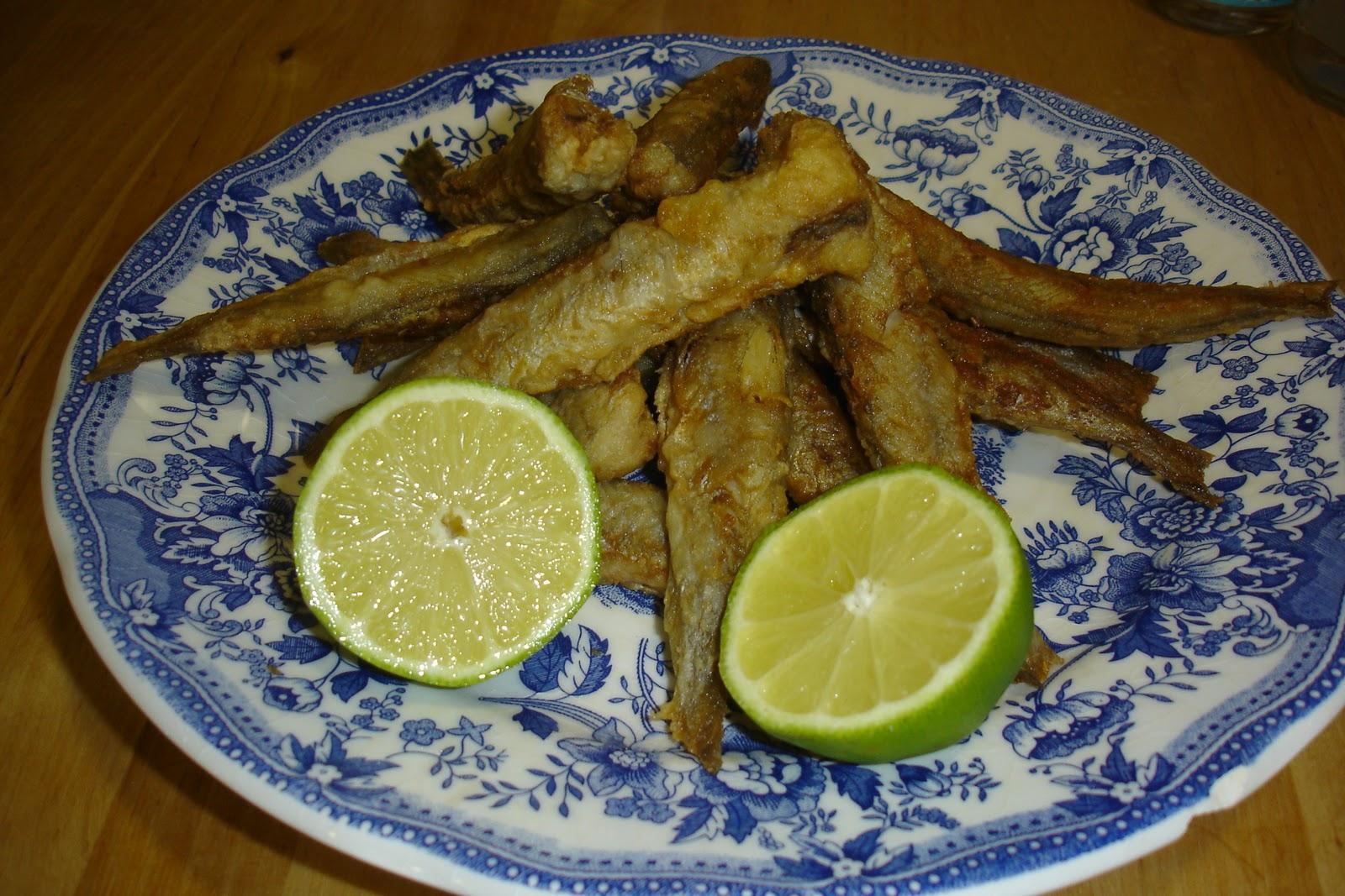 las recetas de domi bacalaitos fritos
