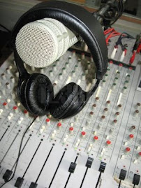 I Had My First Radio Taping!