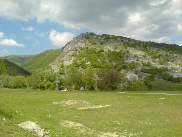 Крепостта Калето-Крън