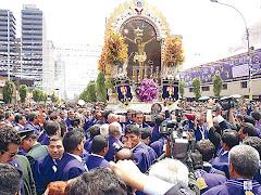Este viernes santo en procesión