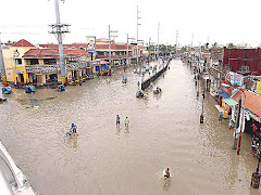 """80 muertos por tifón """"Conson"""""""