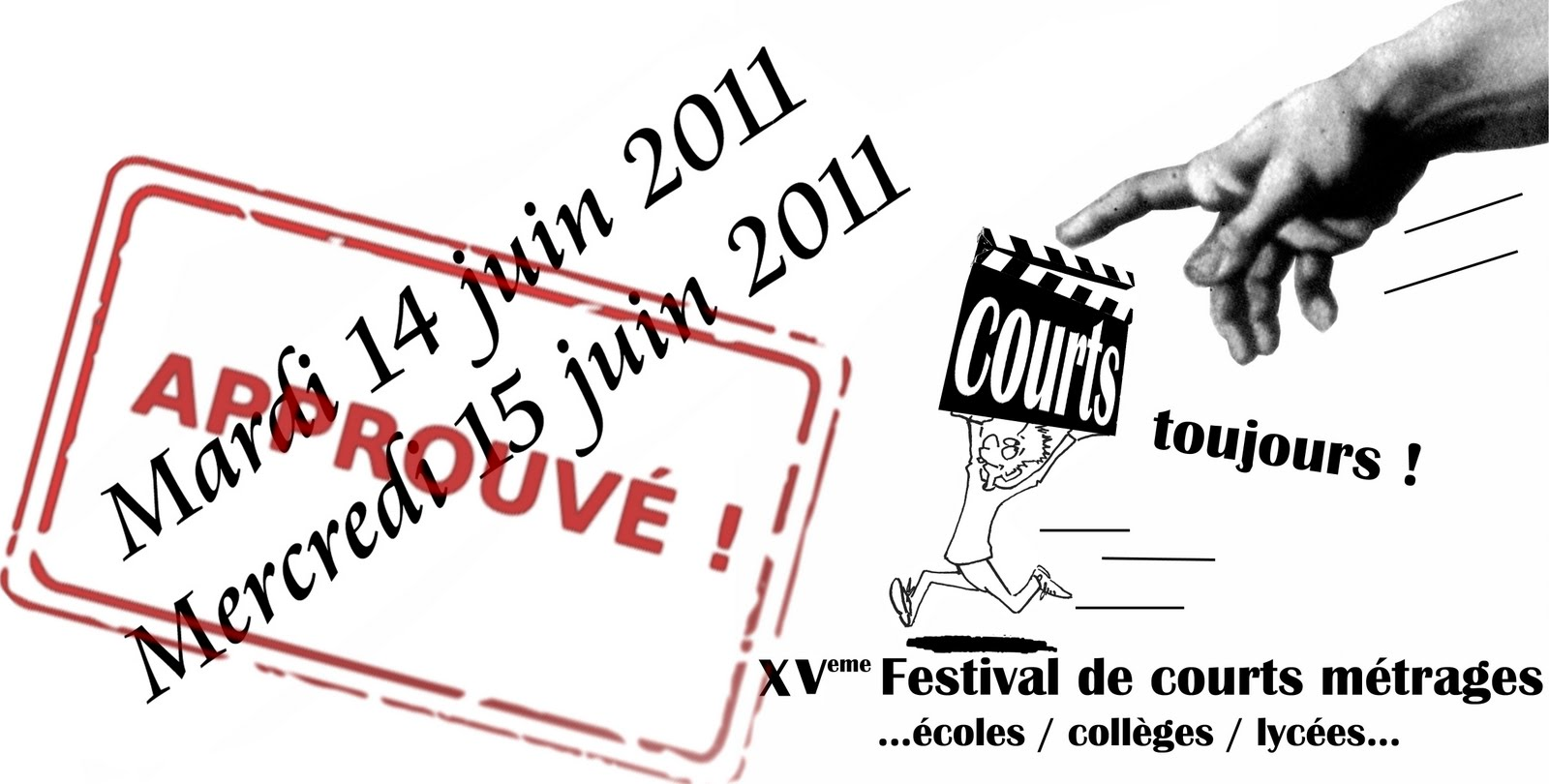 FESTIVAL COURTS TOUJOURS