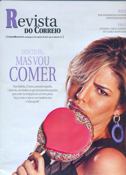 Capa da Revista do Correio Braziliense