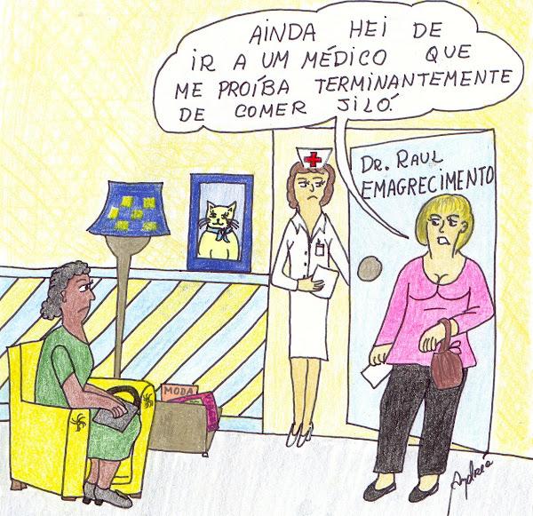 Esses médicos e suas prescrições...