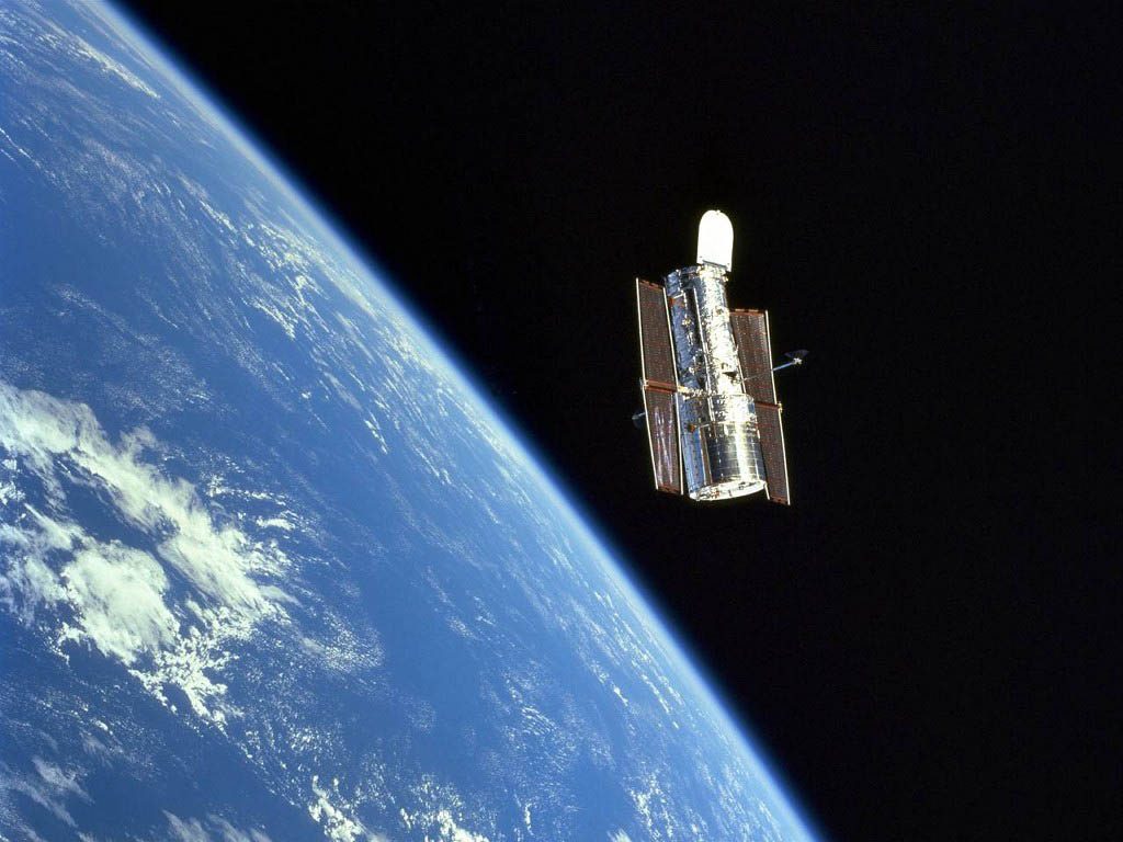 Teleskop ruang angkasa hubble denot ramdani