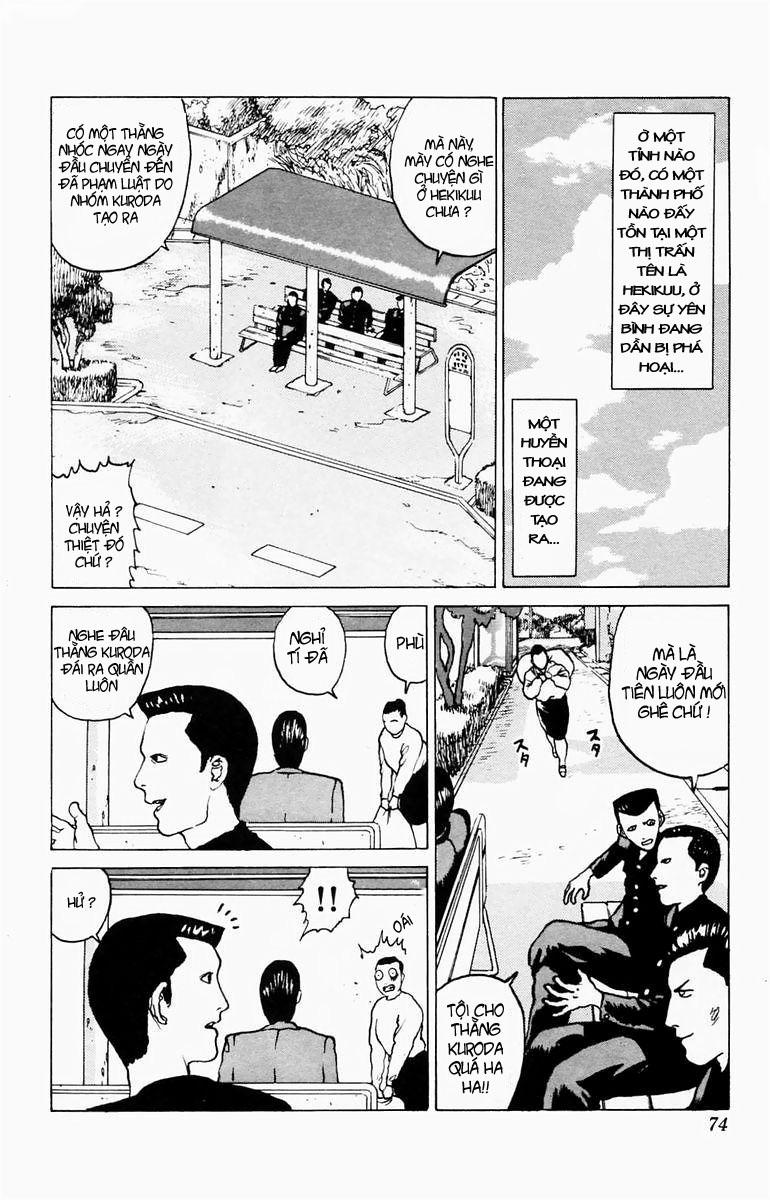 Angel Densetsu chap 3 - Trang 2