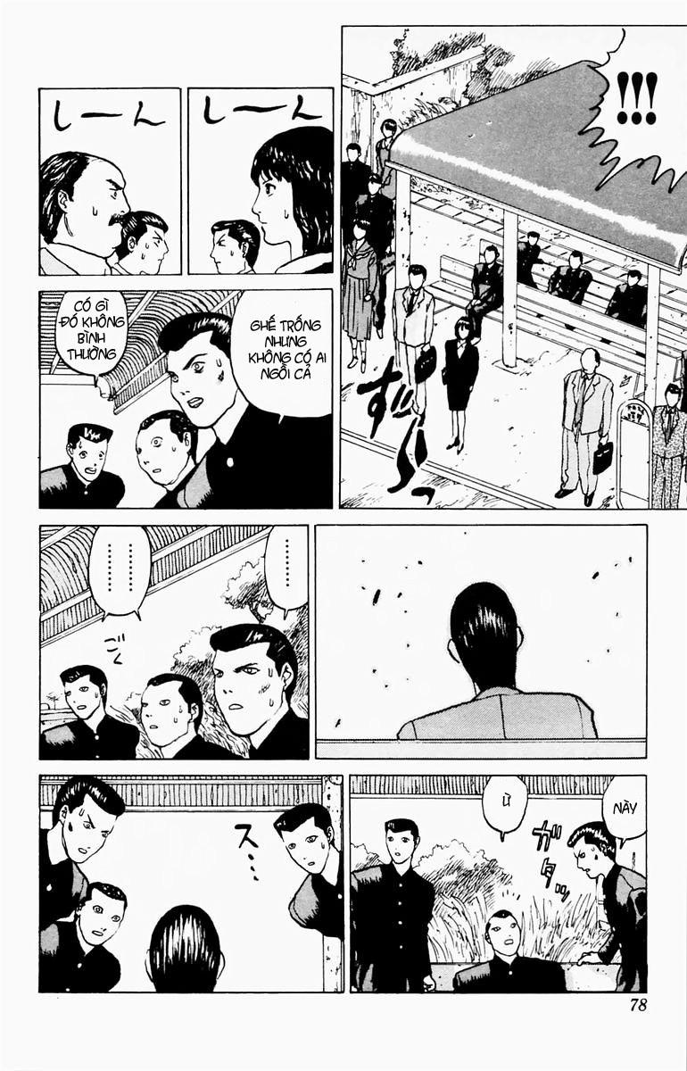 Angel Densetsu chap 3 - Trang 6