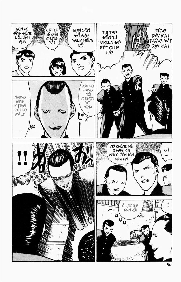Angel Densetsu chap 3 - Trang 8