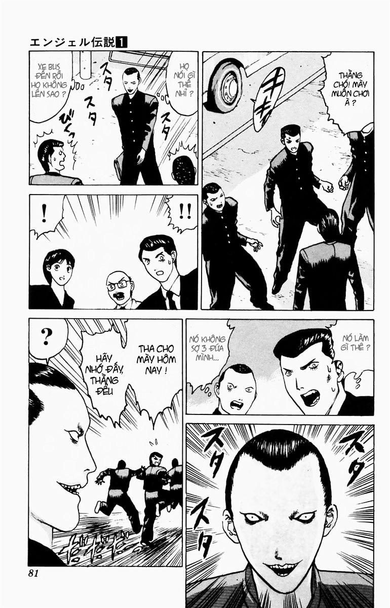 Angel Densetsu chap 3 - Trang 9