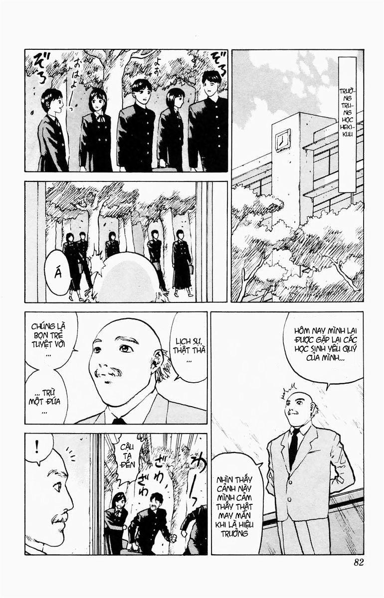 Angel Densetsu chap 3 - Trang 10