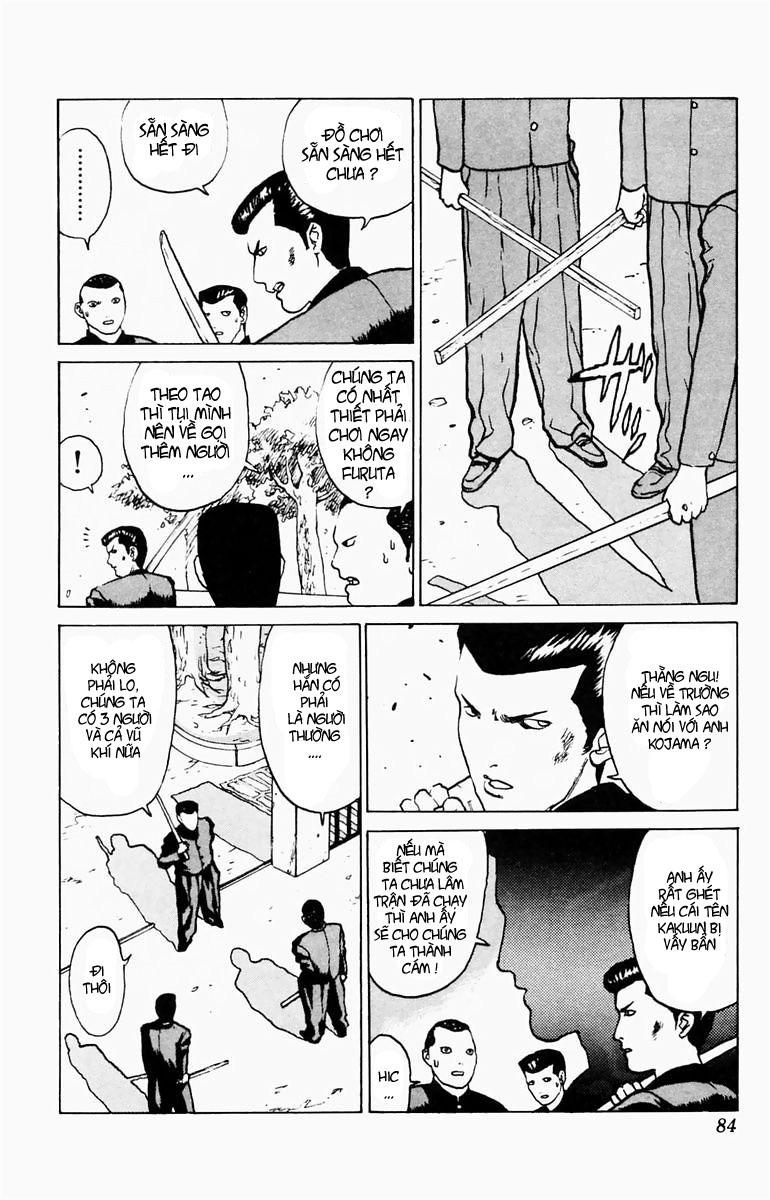 Angel Densetsu chap 3 - Trang 12
