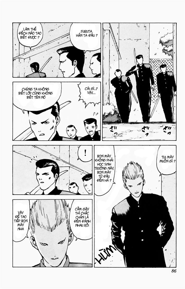 Angel Densetsu chap 3 - Trang 14