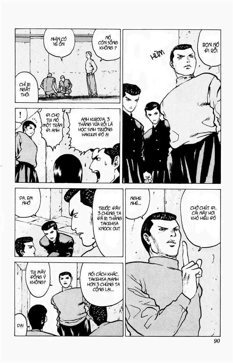 Angel Densetsu chap 3 - Trang 18