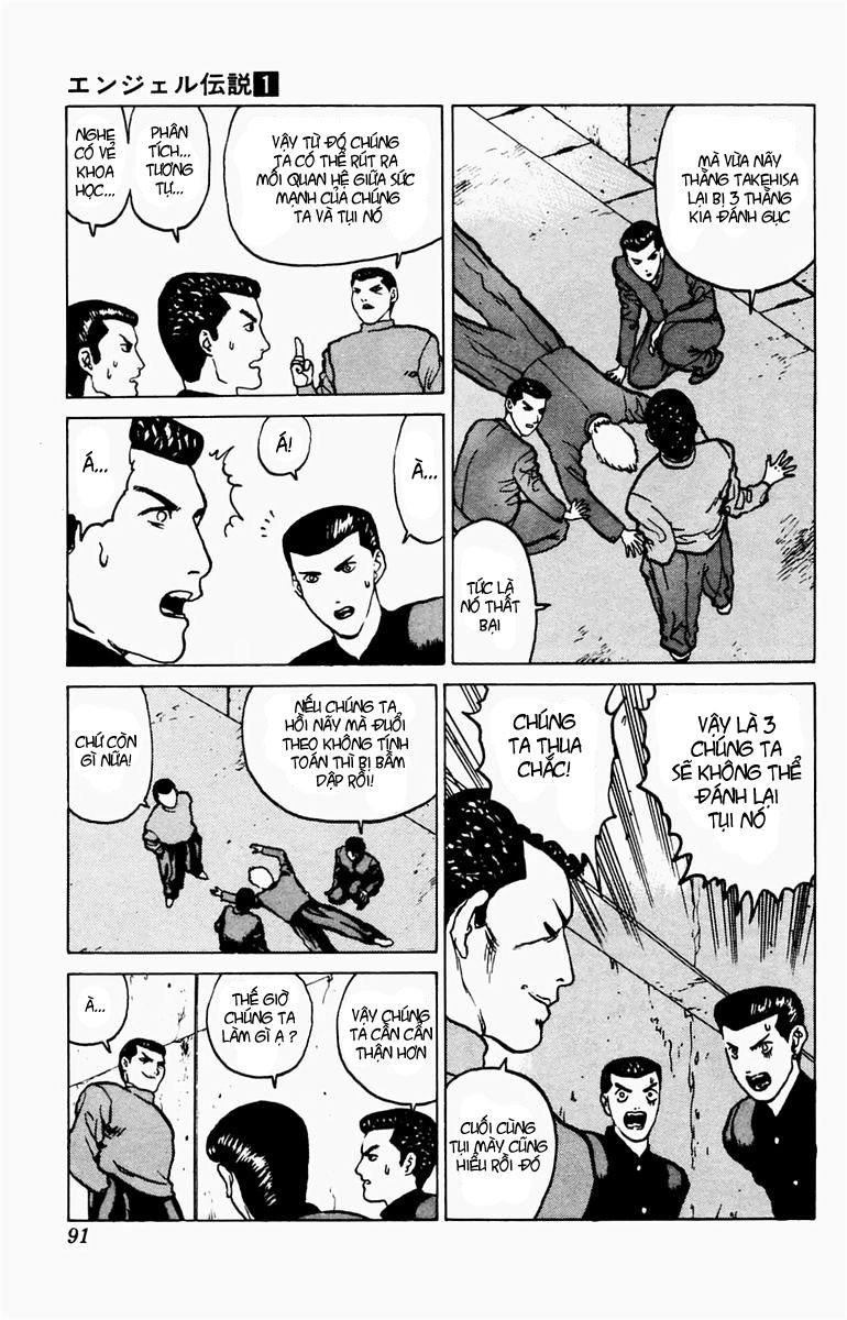 Angel Densetsu chap 3 - Trang 19