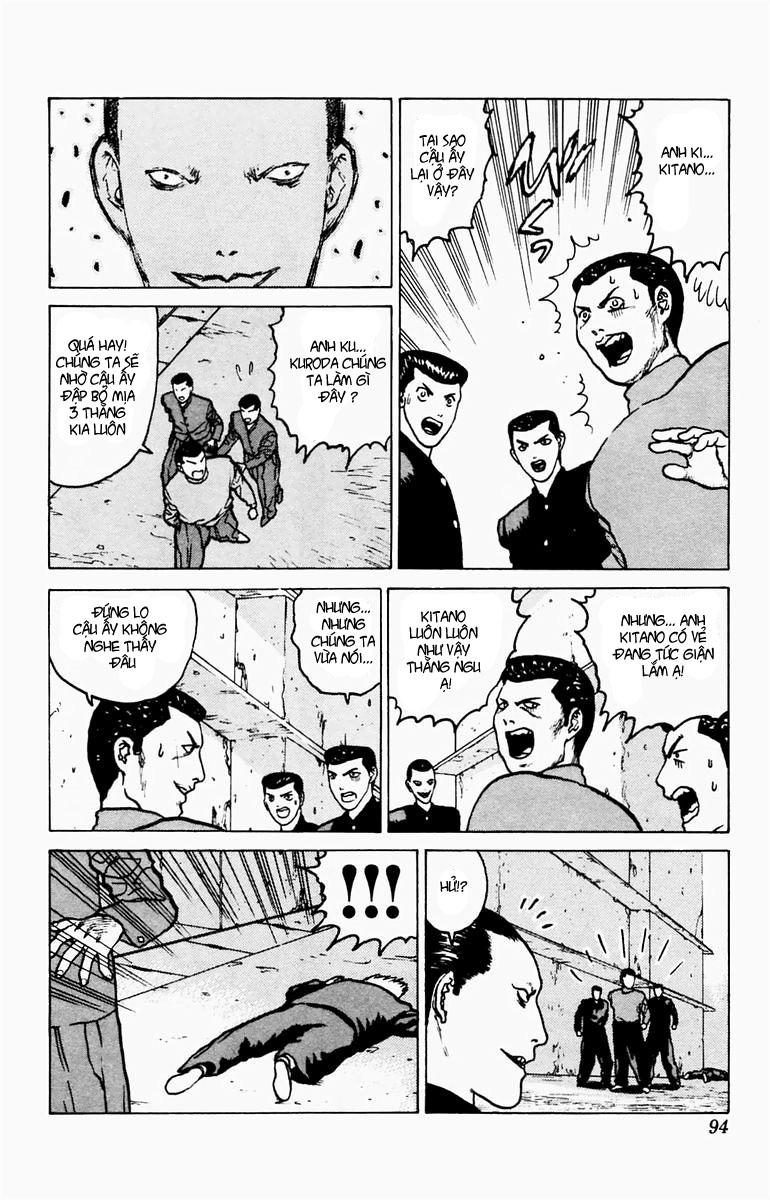 Angel Densetsu chap 3 - Trang 22