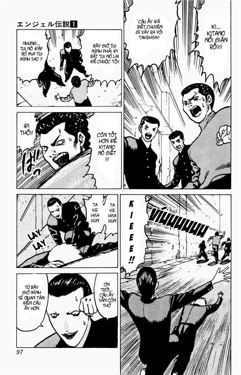 Angel Densetsu chap 3 - Trang 25