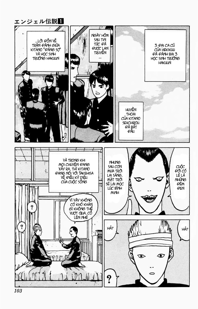 Angel Densetsu chap 3 - Trang 31