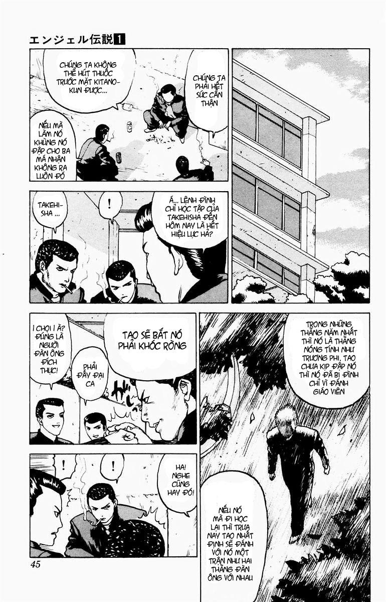 Angel Densetsu chap 2 - Trang 10
