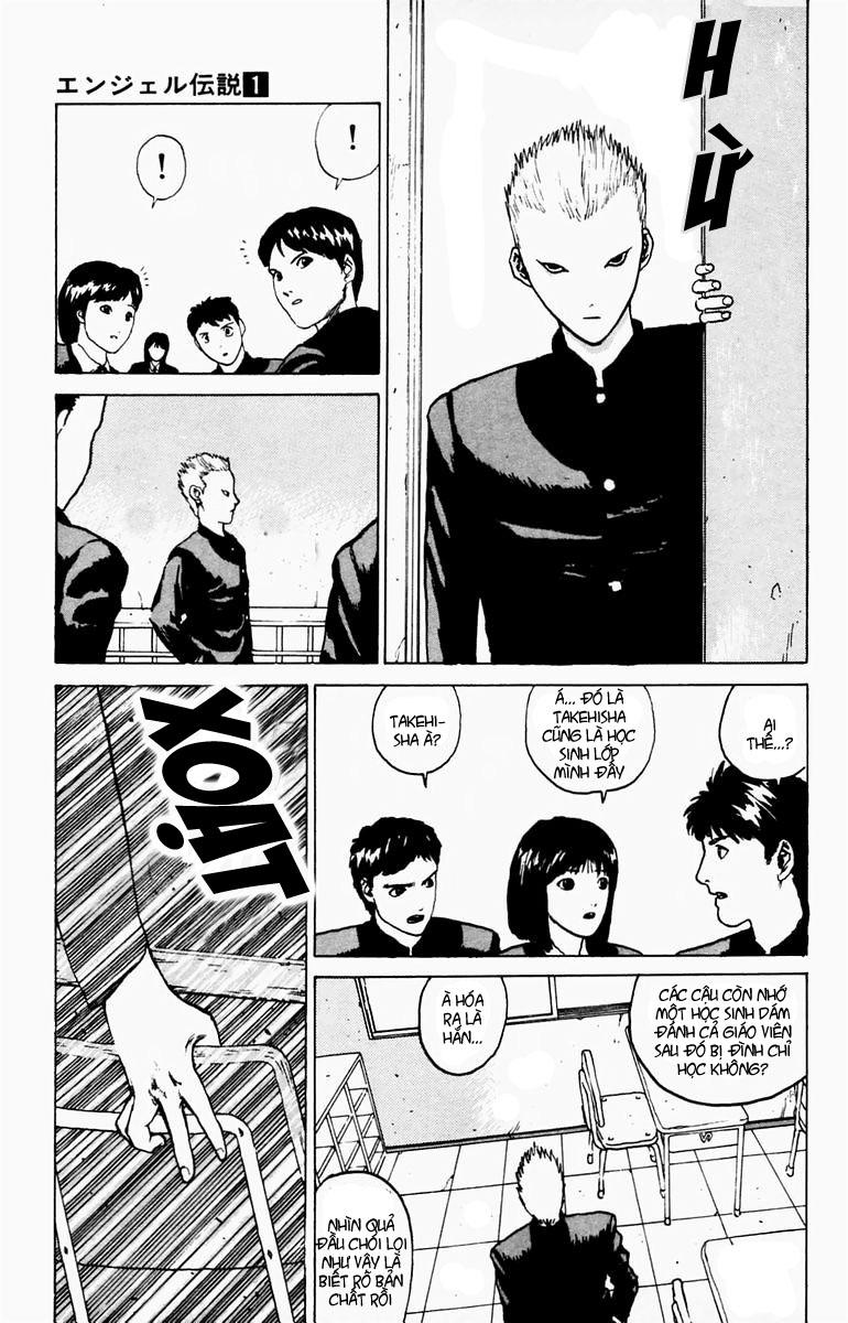 Angel Densetsu chap 2 - Trang 16