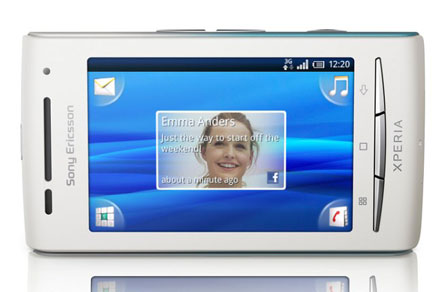 sony ericsson x8 mini pro. Sony Ericsson includes a