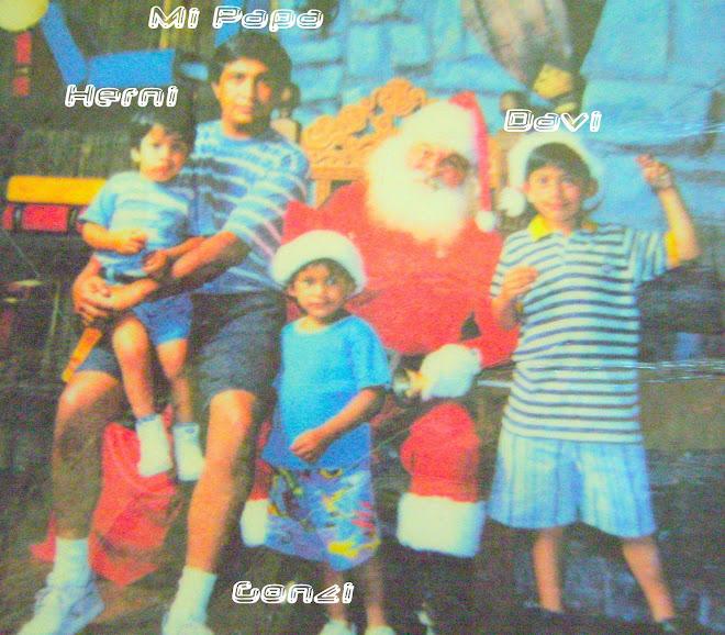 Mis hermanos y Mi papa :)