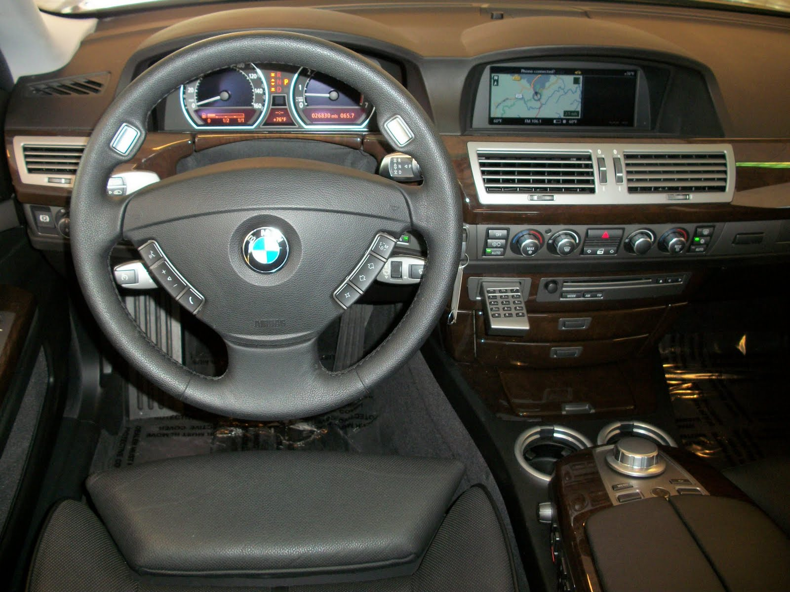 When It Was Last Redesigned In 2002 The BMW 7 Series Shocked Bimmer Philes With Its Odd Styling Details Chief Among Them A Trunk Lid That Looked Like