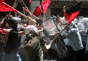 CONTRO IL CAPITALISMO IN CRISI: FARE COME IN GRECIA!