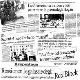 Da Palermo a Roma, su tutti i giornali in soli 10 giorni. Clicca sull'immagine per il report