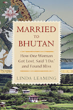 MARRIED TO BHUTAN is published by Hay House.
