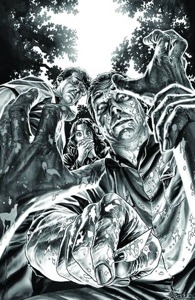 The Stand: Soul Survivors #5 Standard Cover