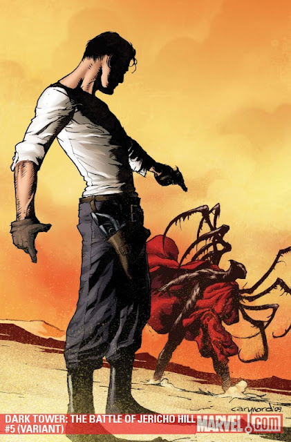 Dark Tower: Battle of Jericho Hill #5 Cary Nord variant cover