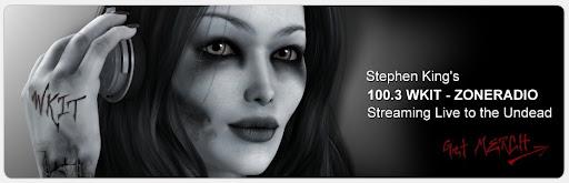 StephenKing.comサイトプレビュー100.3WKIT