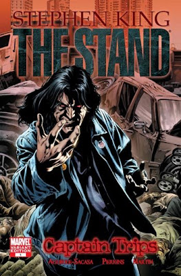 The Stand: Captain Trips #1 mike perkins variant cover