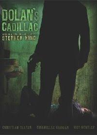 Stephen King's Dolan's Cadillac poster