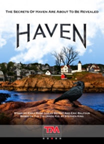 Haven Promo Poster From TMG