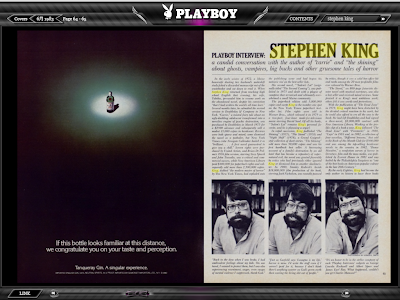 Playboy interview with Stephen King June 1983