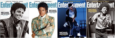 Michael Jackson Tribute issue of Entertainment Weekly